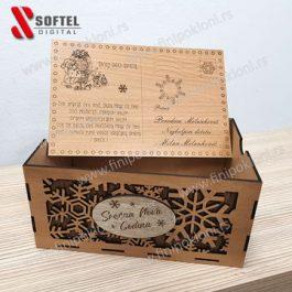Novogodišnja poklon kutija 2